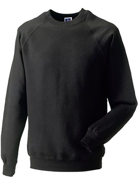 RUSSEL ATHLETICS Basic Raglan Sweater Russel Athletics