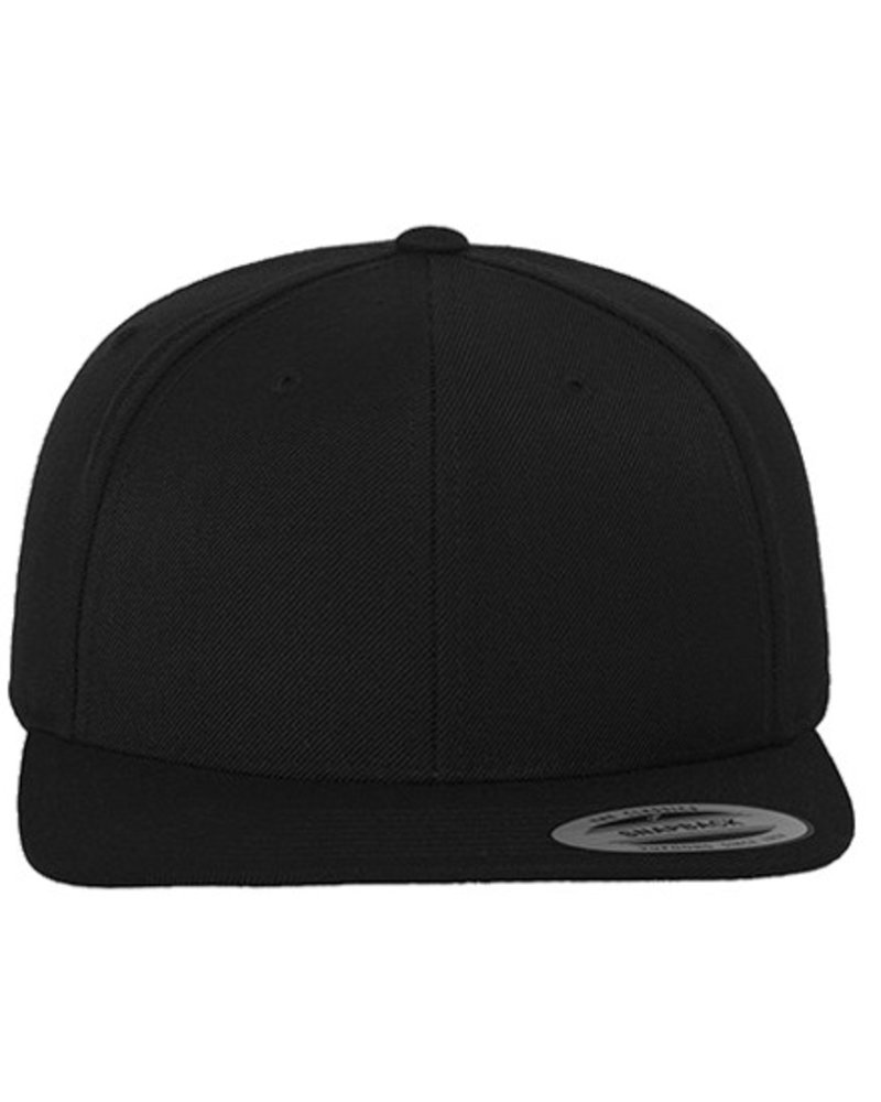 FLEXFIT by YUPOONG Classic Snapback Black