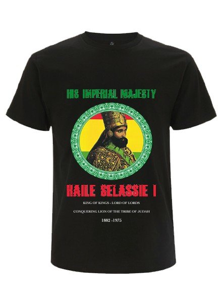 DOPE ON COTTON DOC Rastafari Organic T-shirt
