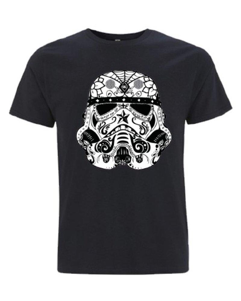 DOPE ON COTTON DOC Stormtrooper del Muerto Organic T-shirt