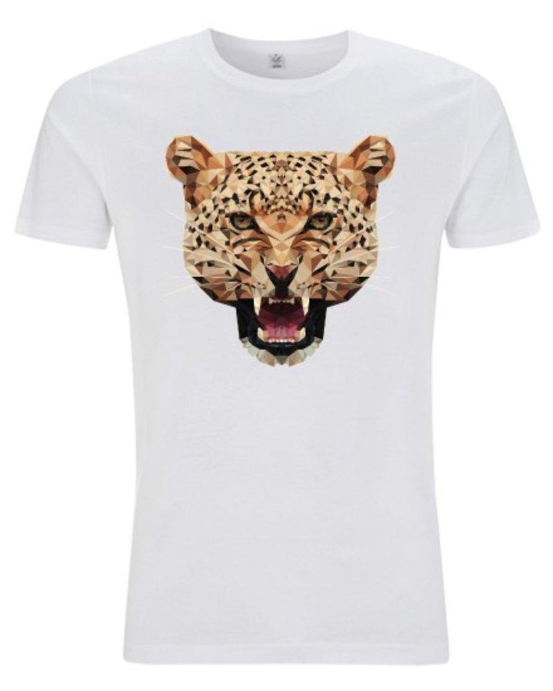 DOPE ON COTTON DOC Polygon Jaguar Organic T-shirt