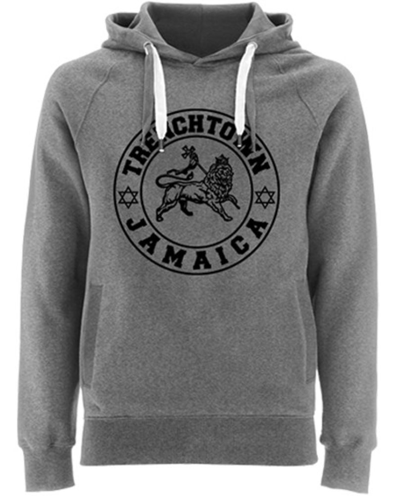 EARTH POSITIVE by Continental Clothing Hooded sweater by Earth Positive - Trenchtown Jamaica by DOC