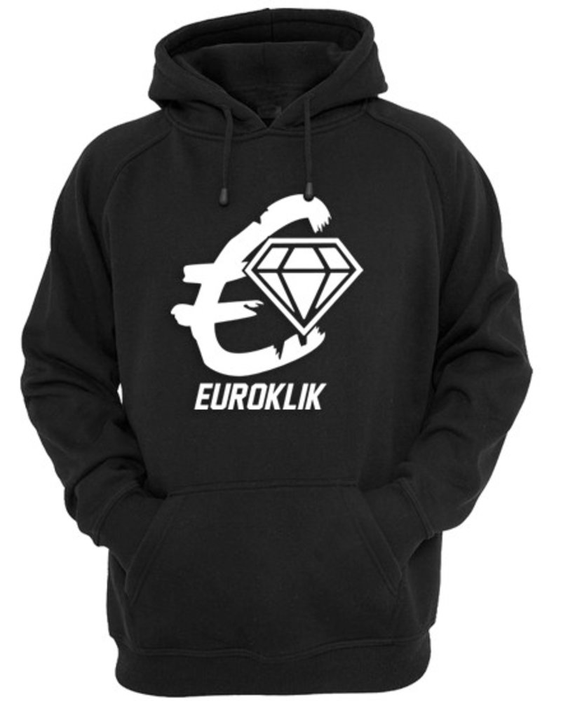 EUROKLIK EUROKLIK Basic Hooded sweater by DOC
