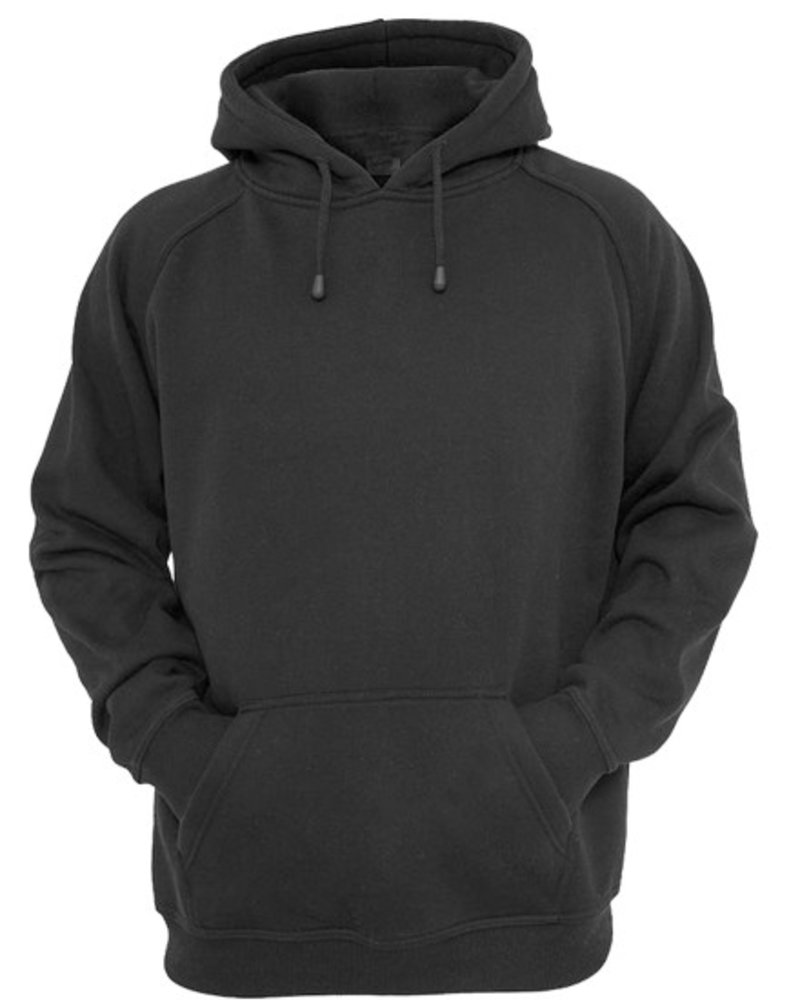 DOPE ON COTTON BASIC HOODED SWEATER - Basic MERCH