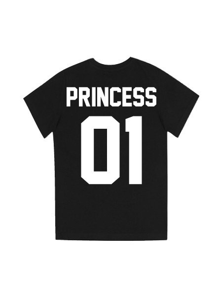 DOPE ON COTTON PRINCESS T-shirt