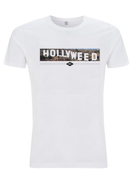 DOPE ON COTTON Hollyweed mountain T-shirt
