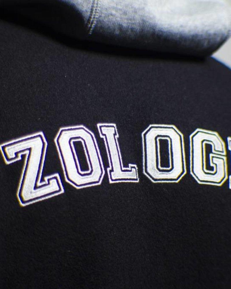 Halve Neuro/Zologie ZOLOGIE - VARSITY JACKET