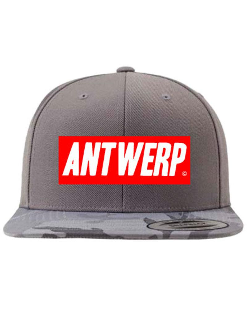 AW ANTWERP Snapback  ANTWERP REDBOX