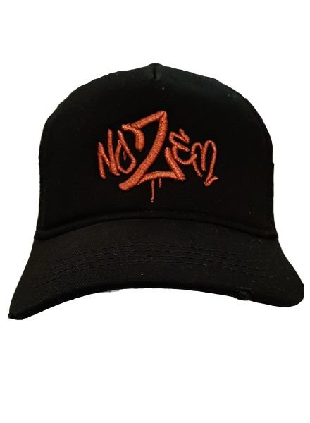 DOPE ON COTTON Trucker destroyed NOZEMS