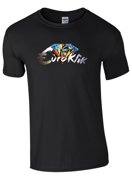 EUROKLIK EUROKLIK Color Diamond Basic T-shirt men