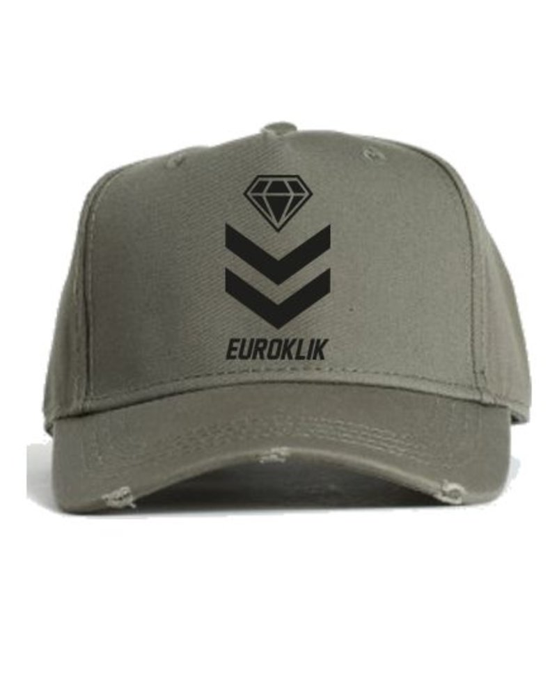 EUROKLIK EUROKLIK Chevron logo  Cargo distressed cap