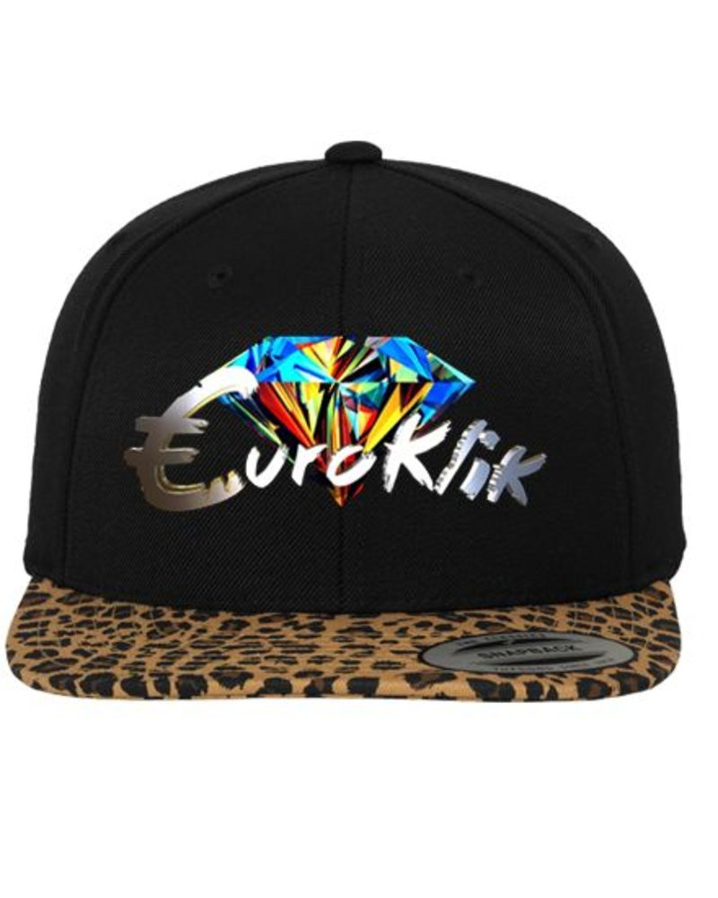 EUROKLIK EUROKLIK Color Diamond Snapback