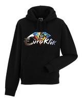 EUROKLIK EUROKLIK Color Diamond Hooded sweater