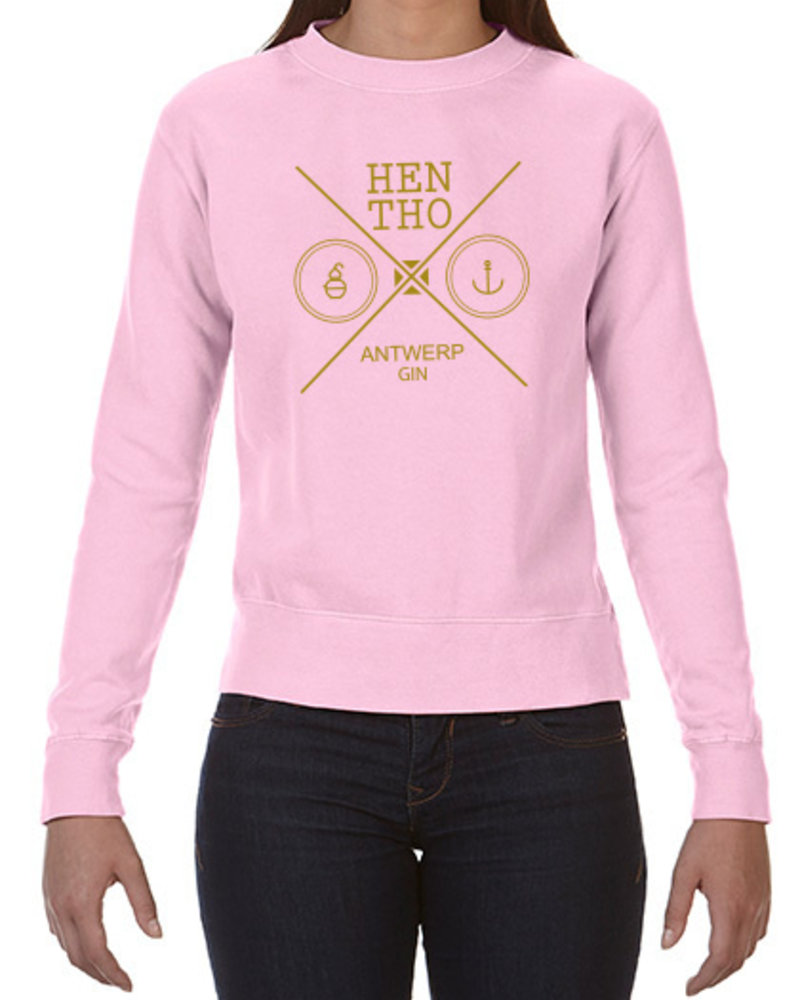 Crewneck ladies Hentho Gin