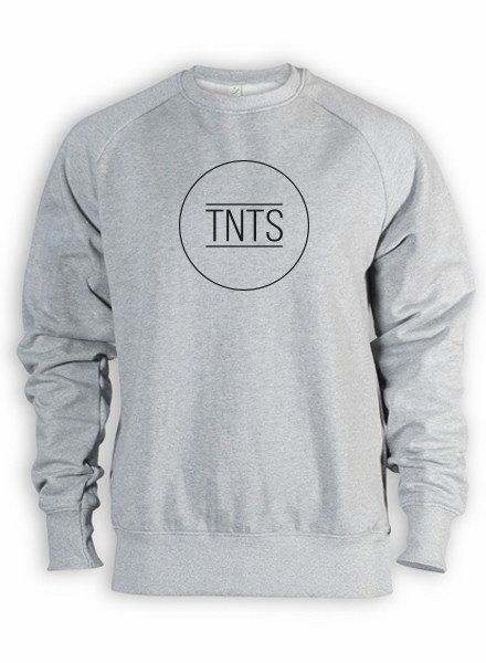 TNTS TNTS - sweater grey