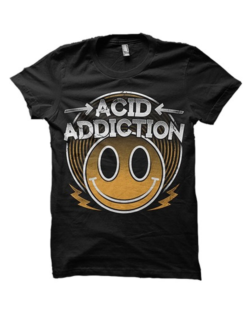 DOPE ON COTTON  Merchandise T-shirt - Acid Addiction - Copy