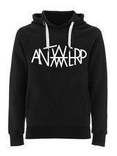 AW ANTWERP Hooded sweater - AW ANTWERP HEXA
