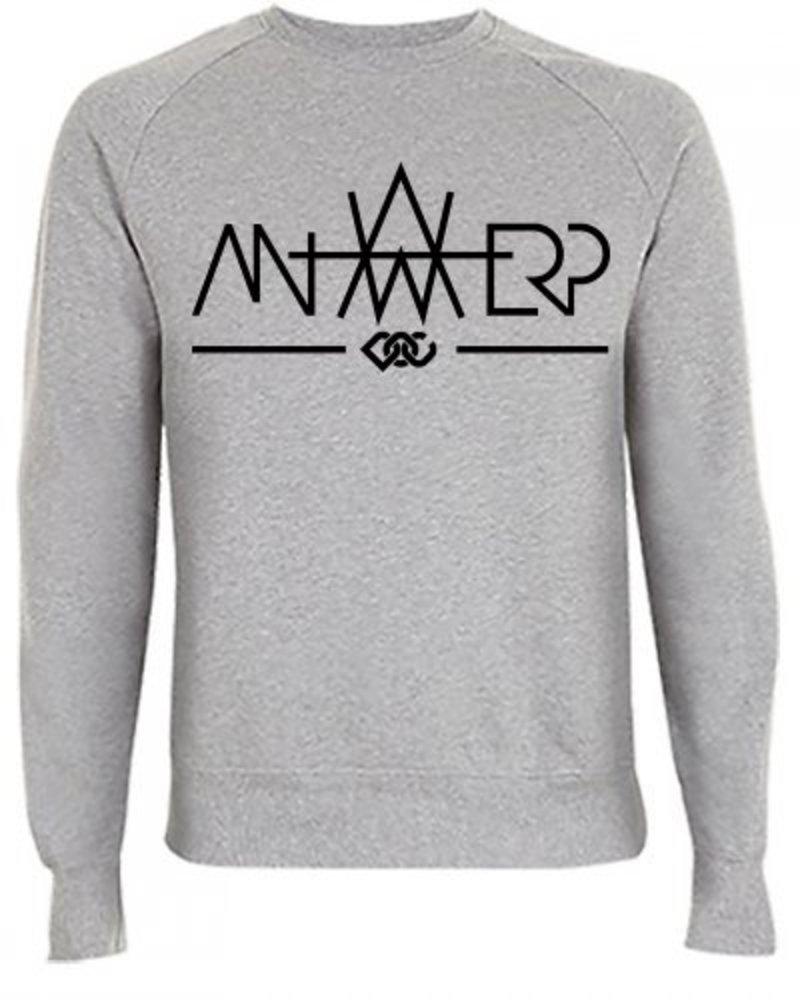 AW ANTWERP AW Original // AW baseline crewneck
