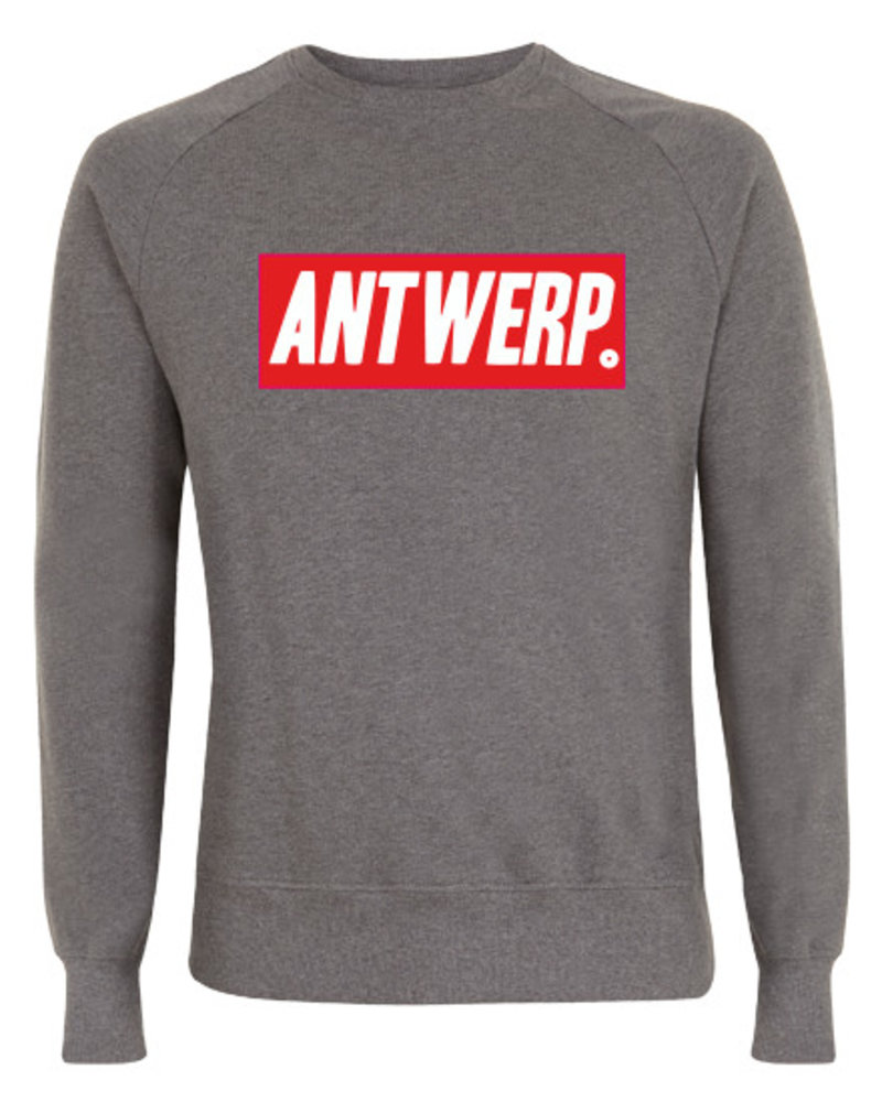 AW ANTWERP sweater - ANTWERP red box