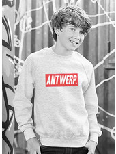 AW ANTWERP Kids sweater AW red box