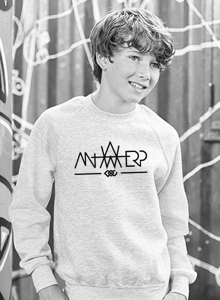 AW ANTWERP Kids sweater AW baseline