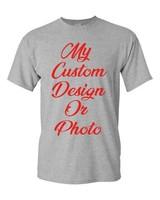 GILDAN Basic T-shirt Custom Printed