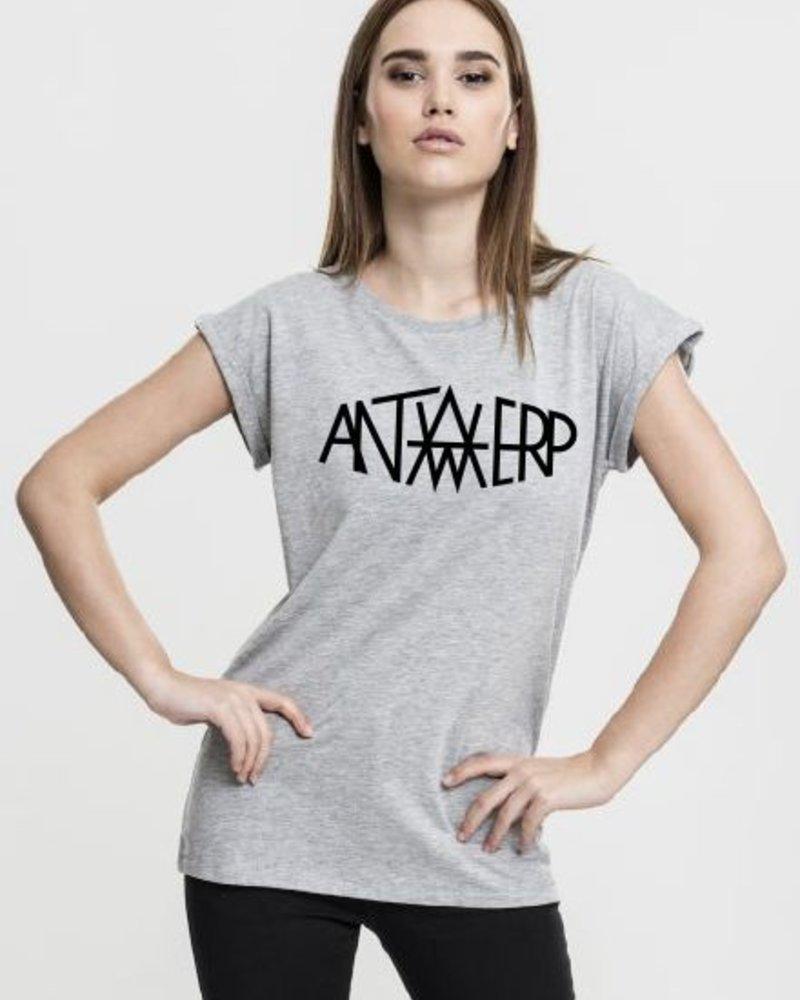 AW ANTWERP T-shirt ladies AW Antwerp hexa