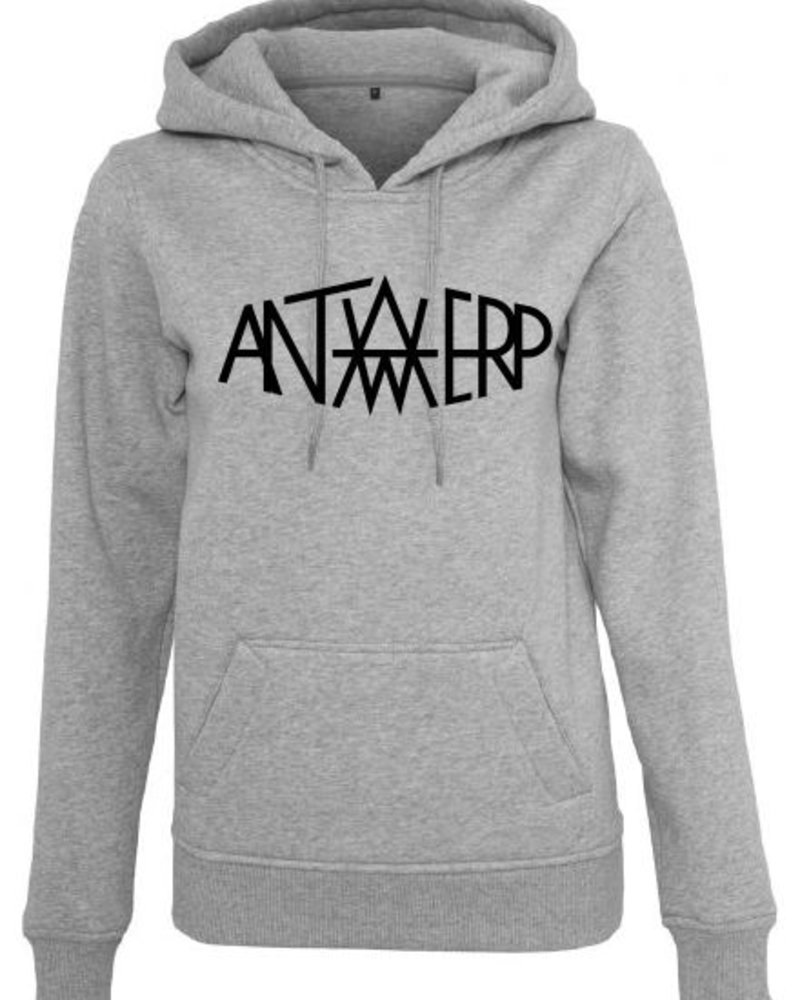 AW ANTWERP Hoodie  Ladies  AW Hexagon