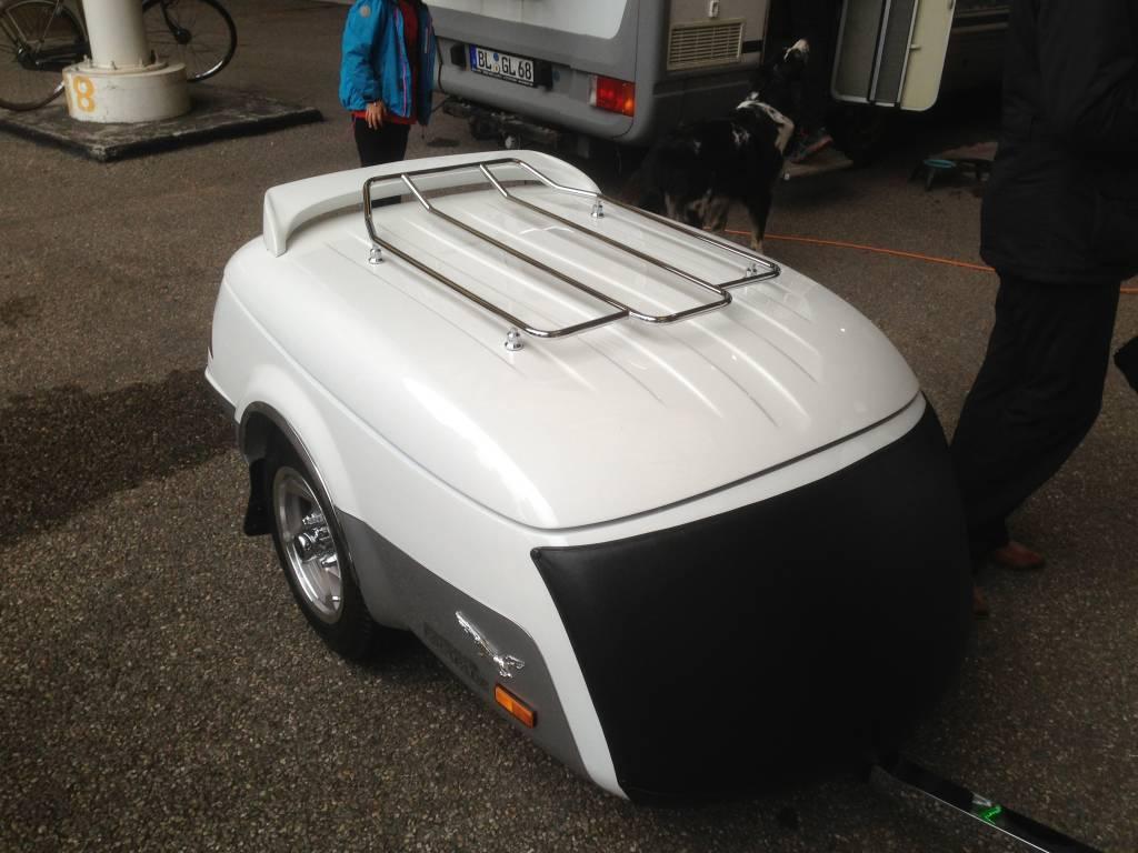 jvr products grand porte bagages pour capot de remorque jvr products. Black Bedroom Furniture Sets. Home Design Ideas