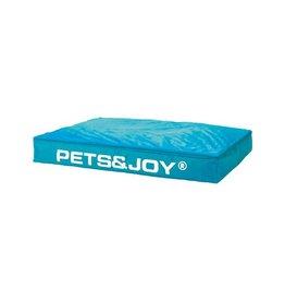 Sit & Joy Dog Bed Medium Aqua