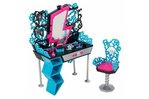 Monster High meubilair kaptafel