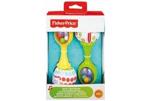 Fisher-Price Schud en rammel sambaballen