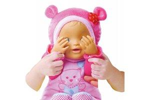VTech Little Love Kiekeboe baby roze
