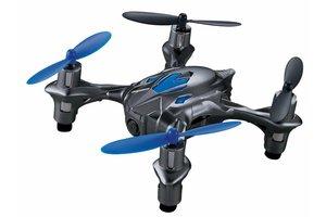 Aircraft 4-axis zwart-blauw