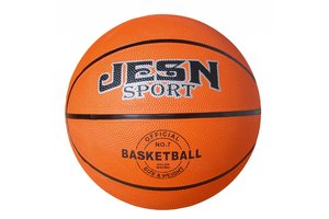 rubberen basketbal