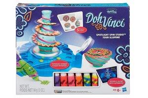 Hasbro Doh Vinci Spotlight spin studio
