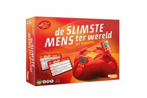 Just Games De slimste mens ter wereld bordspel