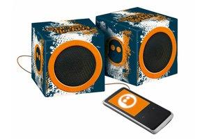 Studio 100 Ghost Rockers speakers