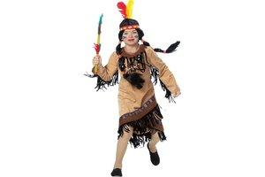 Kostuum Squaw Meisje