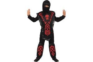 Kostuum Ninja Fighter