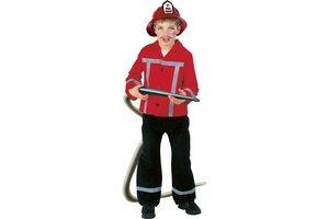 Kostuum Brandweerman