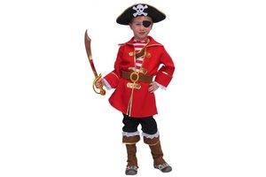 Kostuum Kapitein Piraat