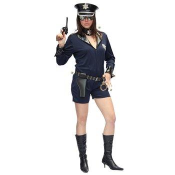 Kostuum Politie Vrouw