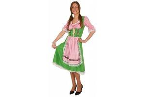 Kostuum Tirolervrouw Babette