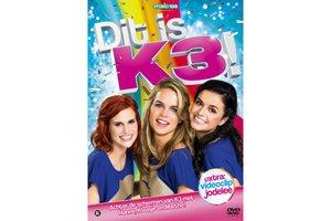 Studio 100 DVD Dit is K3!