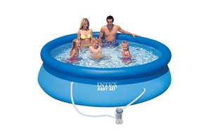 Intex Easy Pool 305 x 76 cm met filterpomp