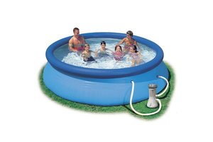 Intex Easy Pool 366 x 76 cm met filterpomp