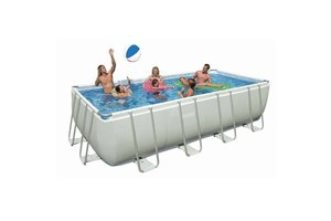 Intex Ultra Frame Pool 400 x 200 x 100 cm