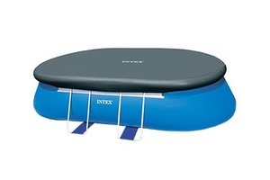Intex Afdekzeil Oval Pool 549 cm
