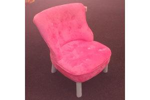 Kinderstoel Roze